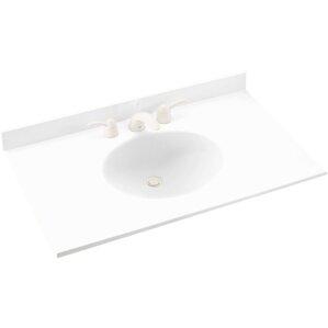 Bathroom Vanity Tops With Sinks vanity tops you'll love | wayfair