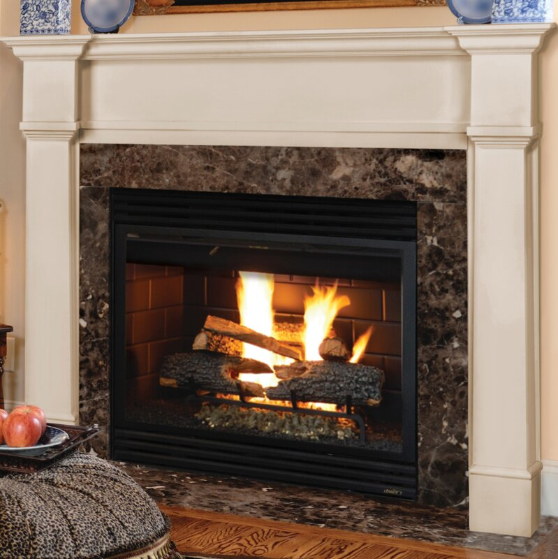 Pearl Mantels Richmond Fireplace Mantel Surround & Reviews | Wayfair