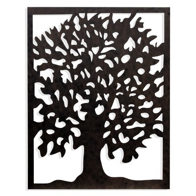 Metal Tree Of Life Wall Décor