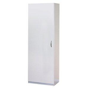 71.75u201d H x 24.02u201d W x 14.81u201d D Storage Cabinet