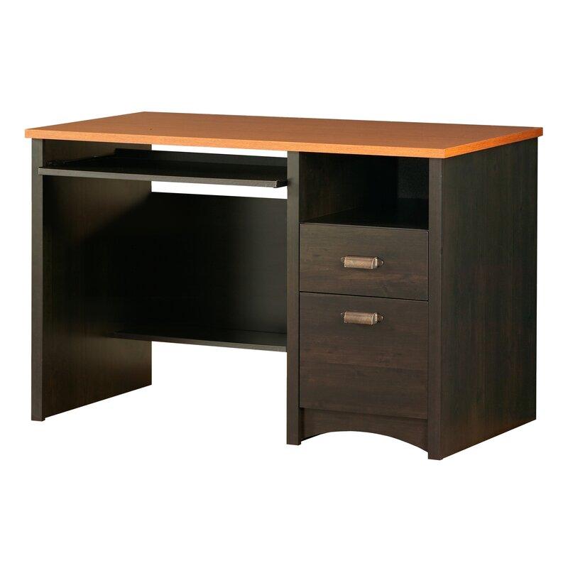 South Shore Gascony Computer Desk Amp Reviews Wayfair