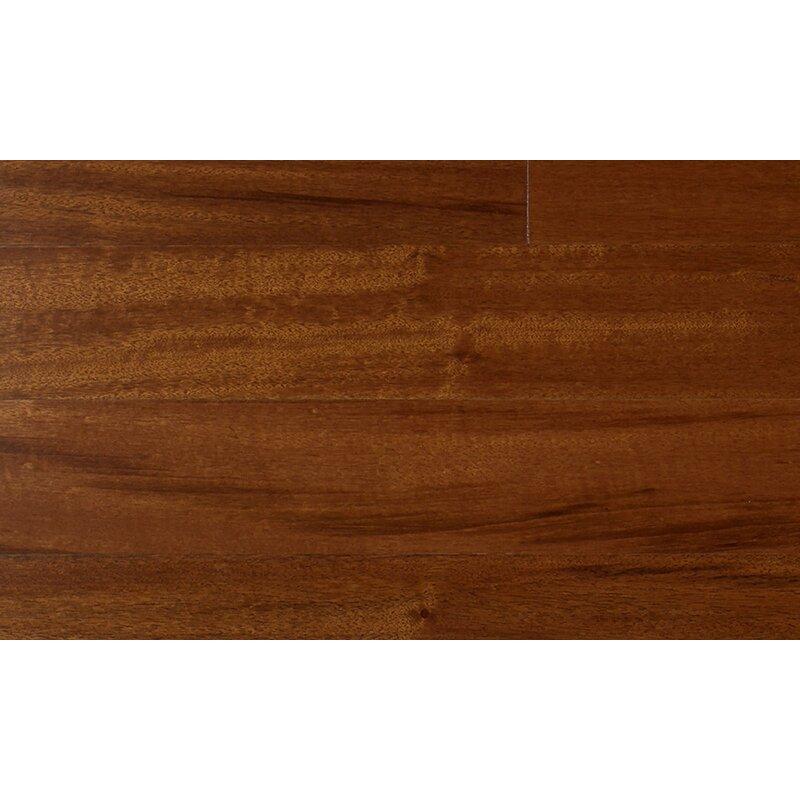 Indusparquet 3 14 Engineered Golden Tigerwood Hardwood Flooring In