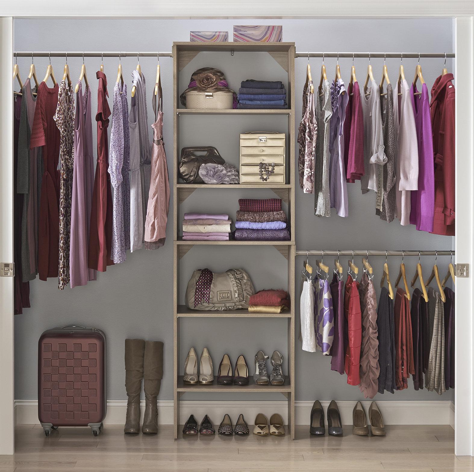 w closetmaid reviews closet suitesymphony pdx wayfair storage system organization