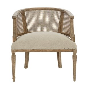 Mary Katherine Cane Back Occasional Barrel Chair