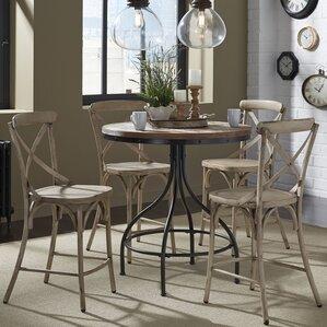 South Gate Pub Table Set by Trent Austin Design