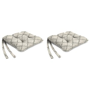 Indoor Chair Cushion (Set of 2)