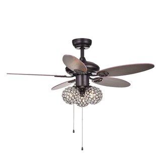 42 Iroh 5 Blade Ceiling Fan