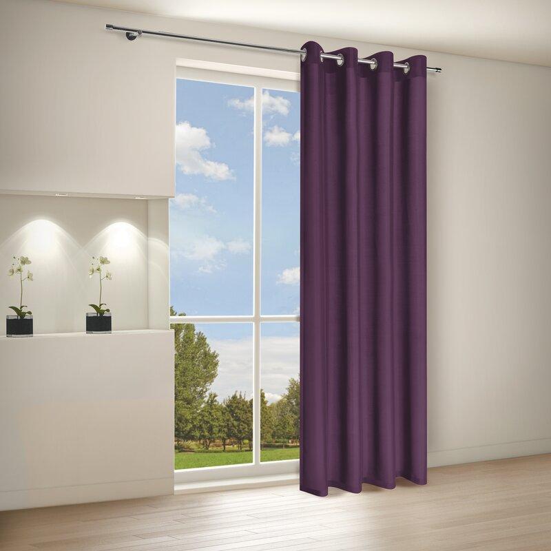 wayfair basics gardine elaine blickdicht bewertungen. Black Bedroom Furniture Sets. Home Design Ideas