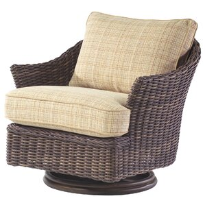 Sonoma Swivel Lounge Rocking Chair With Cushions