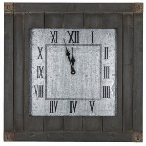 Rutledge Square Wall Clock