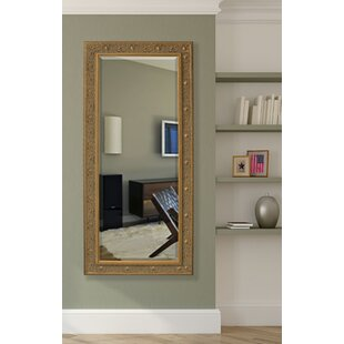 Floor Mirror With Storage | Wayfair