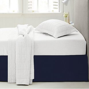 Navy Blue Twin Bedskirt Wayfair