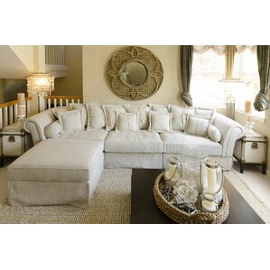 Bella Sectional by Elements Fine Home Furnishings