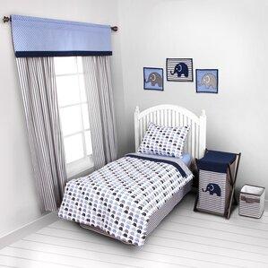 yasmeen 4 piece toddler comforter collection
