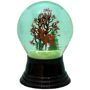 Perzy Tree Snow Globe