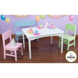 Kids Study Table And Chair | Wayfair