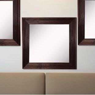 Kimzey Barnwood Wall Mirror Set Of 3