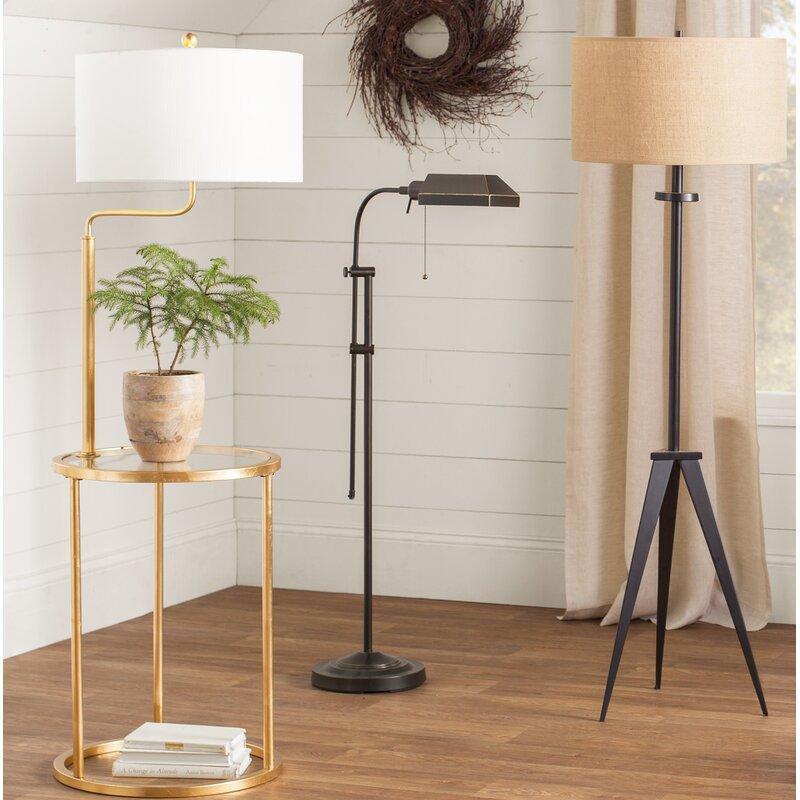Farlow Side Table 57 Floor Lamp Reviews Joss Main