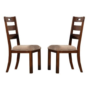 Axton Upholstered Dining Chair (Set of 2)