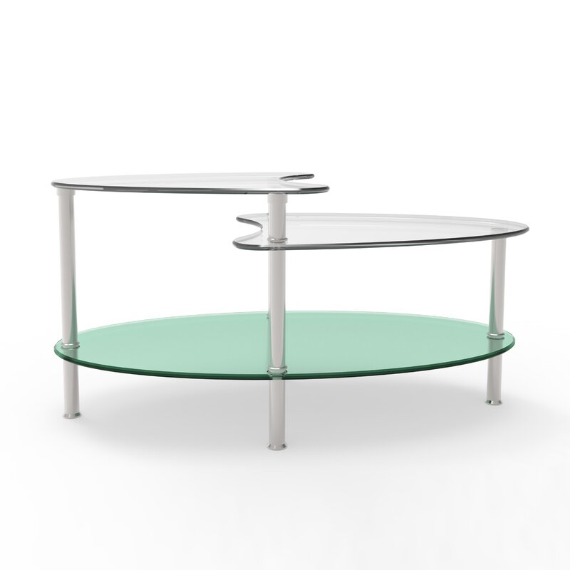 Superbe Hegarty Two Tier Coffee Table