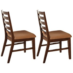 Yonkers Side Chair (Set of 4) by Alcott H..