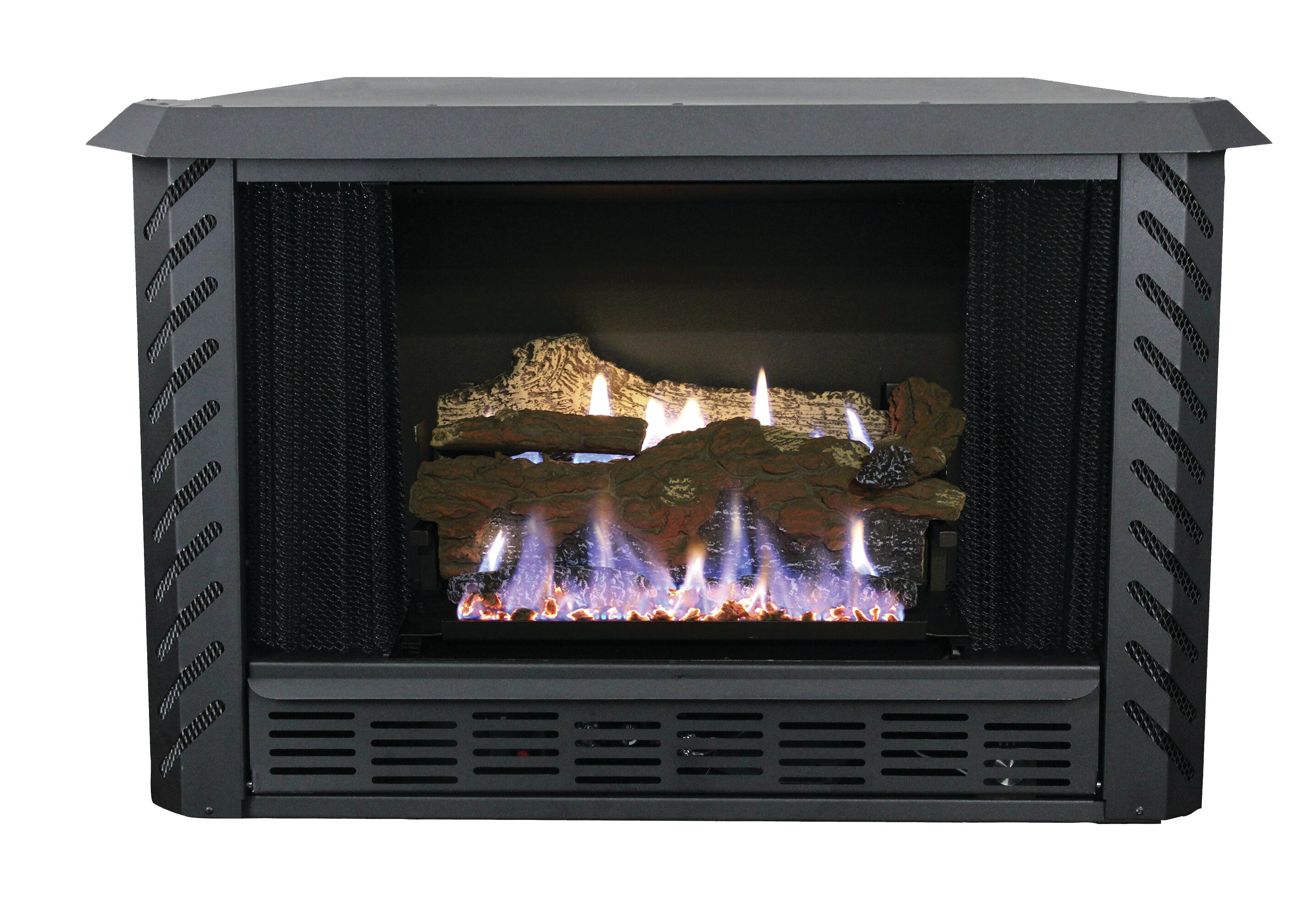 Ashley Hearth Vent Free Propane Fireplace Insert Wayfair