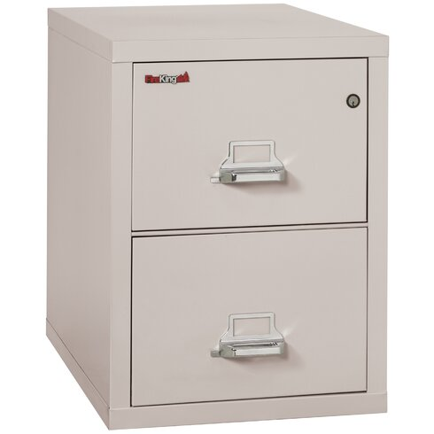 Legal 2 Drawer Vertical Filing Cabinet