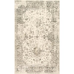 Dions Gray Area Rug