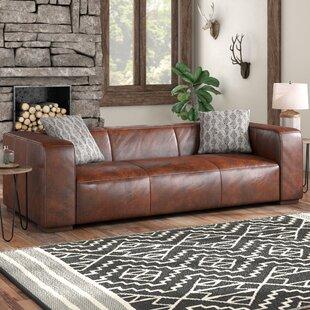 Rustic Sofas You\'ll Love | Wayfair