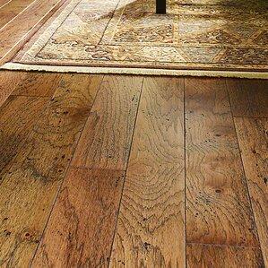 "Melrose Hickory 5"" Engineered Hickory Hardwood Flooring in Corinth"