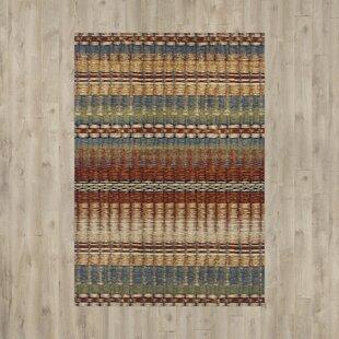 Cedarwood Multi Coloured Rug