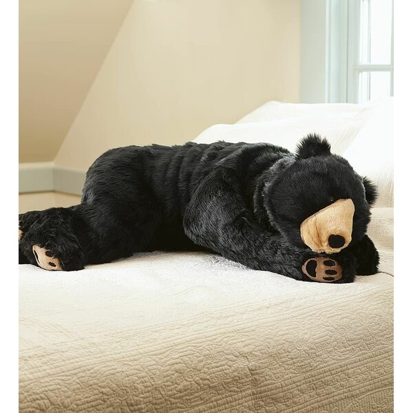 Plow Amp Hearth Bear Hug Body Pillow Amp Reviews Wayfair Ca