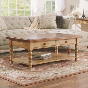 Ivesdale Coffee Table by Darby Home Co