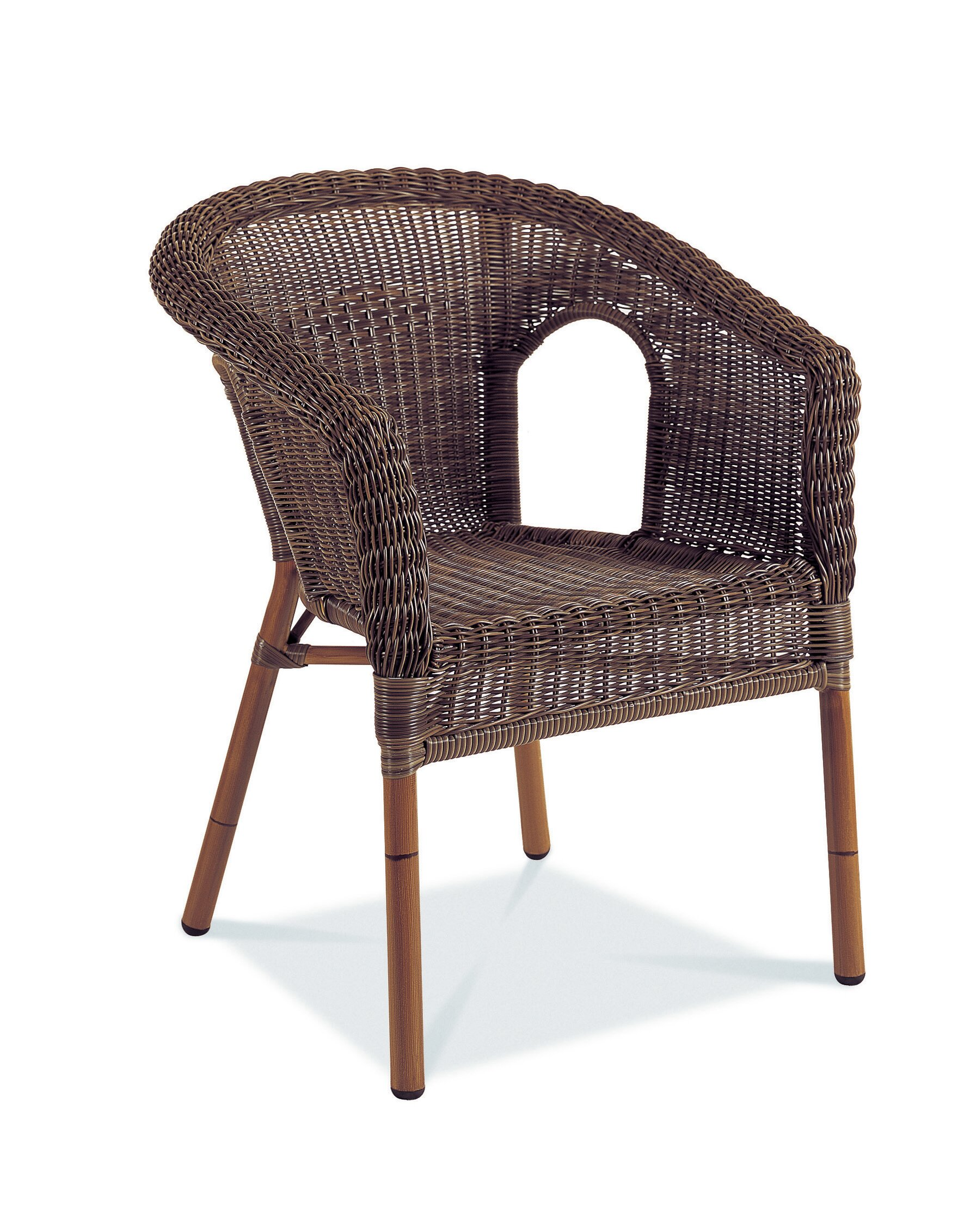 Savannah Stacking Patio Dining Chair