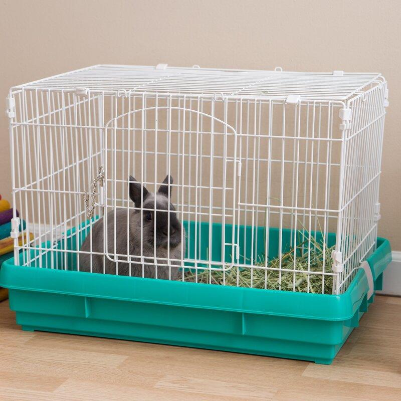 IRIS Wire Animal Cage | Wayfair