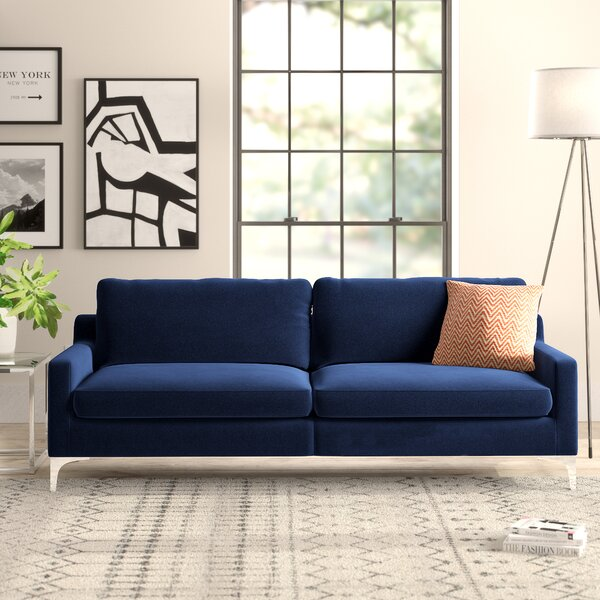 Modern & Contemporary 3 Cushion Sofa | AllModern