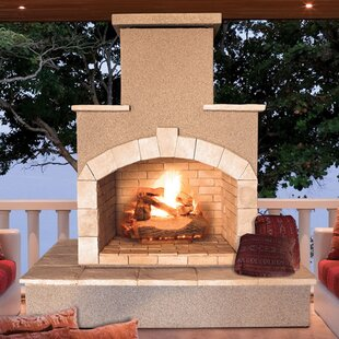 Sonoma Outdoor Fireplace. Steel Gas Outdoor Fireplace Fireplaces You ll Love  Wayfair