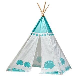 Teamson Kids Teepee Hedgehog Play Tent  sc 1 st  Wayfair & Tp Tent | Wayfair