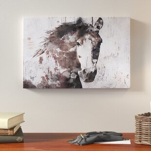 Beau Gallery Wrapped Canvas Horse Wall Art Youu0027ll Love In 2019 ...