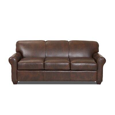 Top Grain Leather Sofa Wayfair