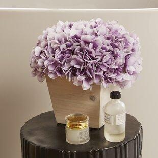 Purple flower arrangements youll love wayfair save mightylinksfo