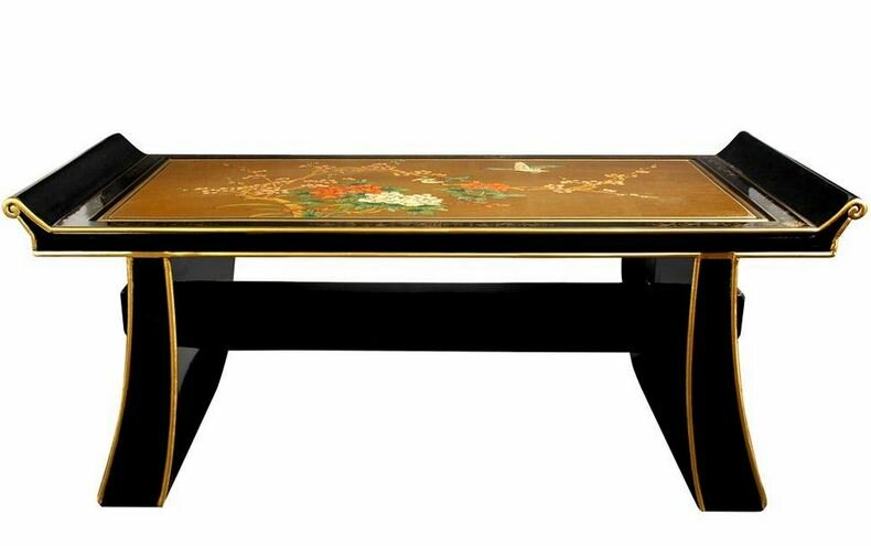 Oriental furniture japanese shinto wood bench reviews for Asian furniture emeryville ca