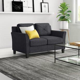 Loveseat Modern & Contemporary Sofas You\'ll Love in 2019 | Wayfair