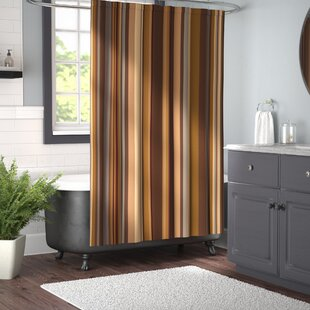 New Earth Tones Shower Curtain