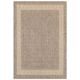 Vaughn Taupe Rug by Andover Mills