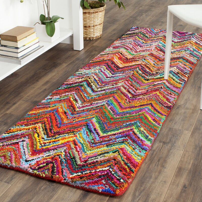 Barnes Hand Tufted Multi Colored Area Rug Amp Reviews Joss