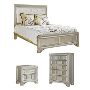 Luxury King Size Bedroom Sets | Wayfair