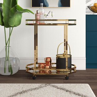 Deschenes Bar Cart