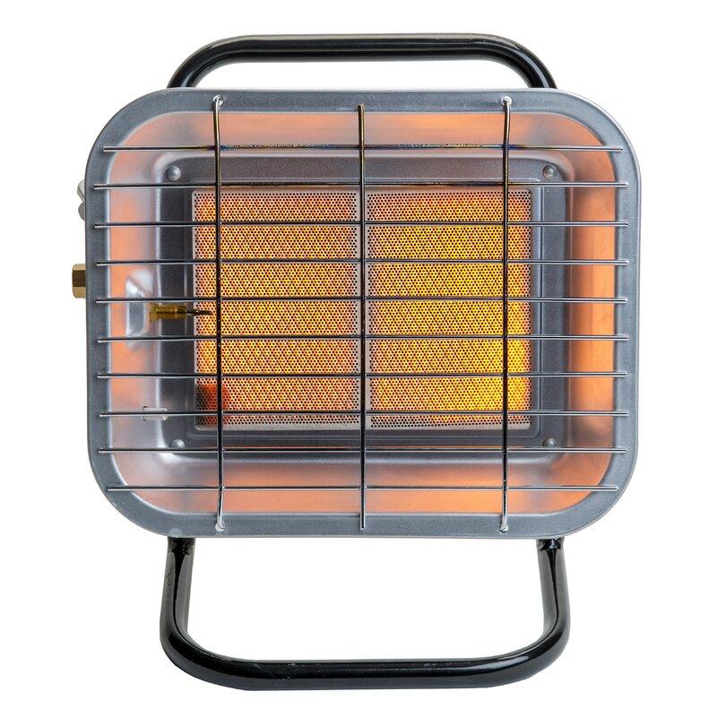 Propane Radiant Heater >> Thermablaster 15 000 Btu Portable Propane Infrared Utility Heater