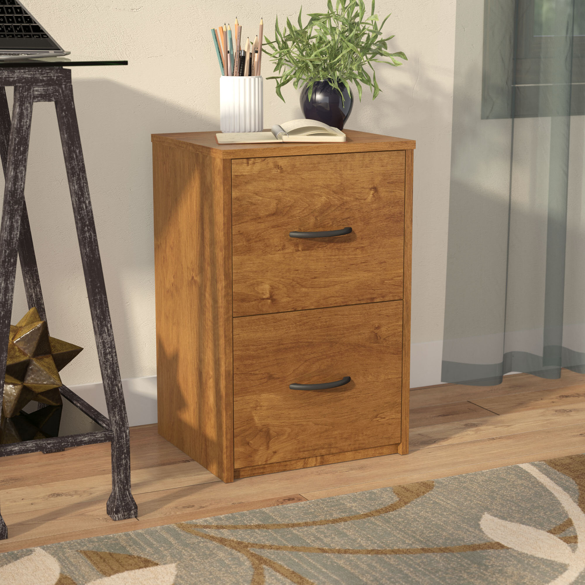 symple stuff 2 drawer file cabinet reviews wayfair rh wayfair com two drawer wood file cabinet target 2 drawer wood filing cabinet with lock